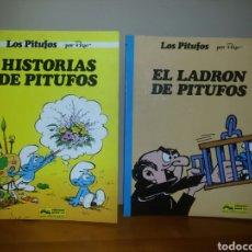 Cómics: LOS PITUFOS / N.10 / 1983. Lote 65893105