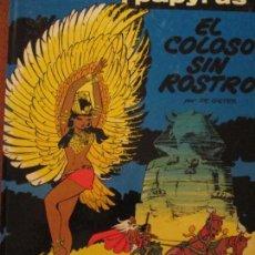Cómics: PAPYRUS-EL COLOSO SIN ROSTRO. Lote 65940822