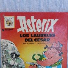 Cómics: COMIC ASTERIX LOS LAURELES DEL CESAR. Lote 66459566