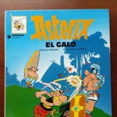 Cómics: ASTERIX EL GALO. PRIMER NUMERO. PRESENTADO POR .DARGAUD. 1981. Lote 66754770