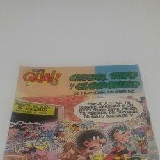 Cómics: CHICHA, TATO Y CLODOVEO. TOPE GUAI. NUM 1.. Lote 66794787
