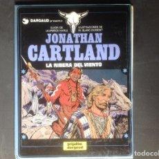 Cómics: JONATHAN CARTLAND LA RIBERA DEL VIENTO 1985 MUY BIEN CONSERVADO. Lote 66875178