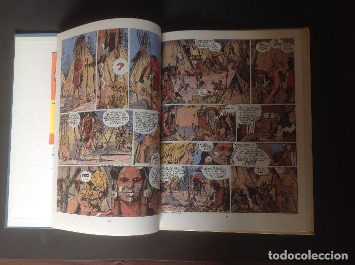 Cómics: Jonathan Cartland La ribera del viento 1985 muy bien conservado - Foto 9 - 66875178