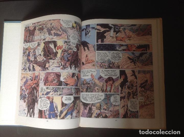 Cómics: Jonathan Cartland La ribera del viento 1985 muy bien conservado - Foto 10 - 66875178