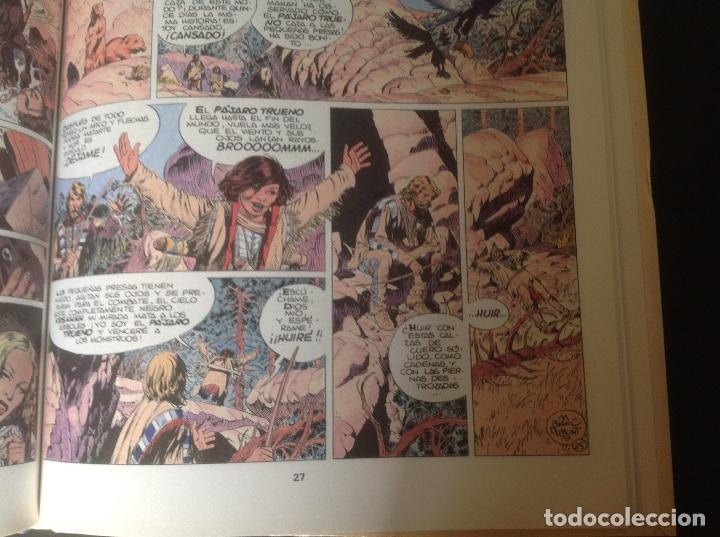 Cómics: Jonathan Cartland La ribera del viento 1985 muy bien conservado - Foto 12 - 66875178