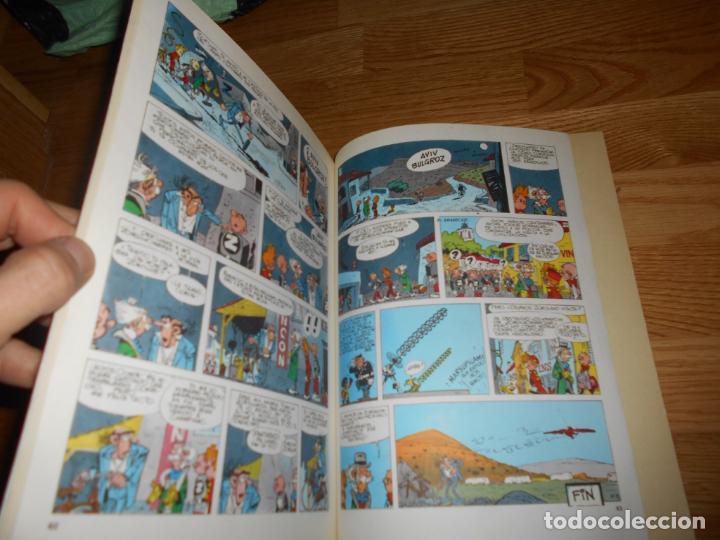 Cómics: LOS SOMBREROS NEGROS Y HAY UN BRUJO EN CHAMPIÑAC SERIE COLECCIONISTA 3 FRANQUIN SEPP MUNDIS RUSTICA - Foto 4 - 67227861