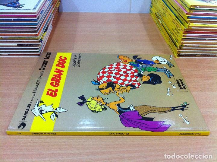 Cómics: CÓMIC LUCKY LUKE Nº 3 - EL GRAN DUC. GRIJALBO, 1991. EN CATALÁN - Foto 2 - 67295385