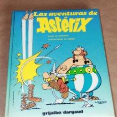 Cómics: ASTÉRIX - GRIJALBO - TOMO 3 : LEGIONARIO, EL COMBATE DE LOS JEFES, EL ESCUDO AVERNO, EN BRETAÑA. Lote 30892915