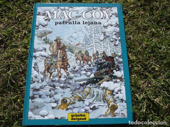 MAC COY 20: PATRULLA LEJANA. GOURMELEN & PALACIOS. GRIJALBO / DARGAUD. (Tebeos y Comics - Grijalbo - Mac Coy)