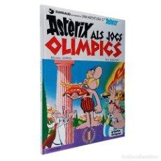 Cómics: ASTÈRIX ALS JOCS OLÍMPICS / DARGAUD / GRIJALBO 1986 (CATALÀ) GOSCINNY Y UDERZO. Lote 67606649