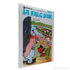 Cómics: ASTÈRIX LA FALÇ D' OR / DARGAUD / GRIJALBO 1984 (CATALÀ) GOSCINNY Y UDERZO. Lote 67856965