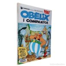 Cómics: OBÈLIX I COMPANYIA / DARGAUD / GRIJALBO 1981 (CATALÀ) GOSCINNY Y UDERZO. Lote 68119829