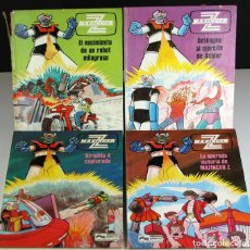 Cómics: 8233 - MAZINGER Z. 4 EJEMPLARES(VER DESCRIP). EDIC. JUNIOR. EDIT GRIJALBO. 1978.. Lote 68224053