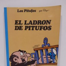 Cómics: EL LADRÓN DE PITUFOS. Lote 68584433