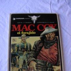 Cómics: TEBEO. MAC COY. EL FORAJIDO. 1985. Lote 68636813