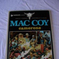 Cómics: TEBEO. MAC COY. CAMERONE. 1984. Lote 68636997