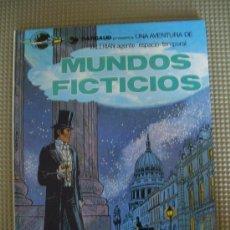 Comics : VALERIAN AGENTE ESPACIO TEMPORAL- Nº 6- MUNDOS FICTICIOS- CHRISTIN Y MEZIERES-FLAMANTE-1981-5902. Lote 68765537