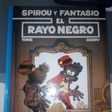 Cómics: SPIROU Y FANTASIO Nº 32 EL RAYO NEGRO. TOME Y JANRY. GRIJALBO JUNIOR. Lote 68877793