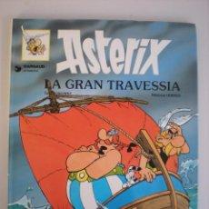 Cómics: ASTERIX & LA GRAN TRAVESSIA (GRIJALBO) # 22. Lote 68930169