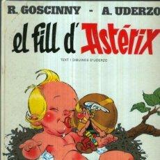 Cómics: COMIC ASTERIX EL FILL D´ASTERIX EDIC JUNIOR AÑO 1983. Lote 69291649