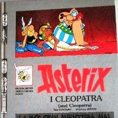Cómics: COMIC EN CATALAN ASTERIX I CLEOPATRA NUMERO 7 AÑO 1987. Lote 69292037