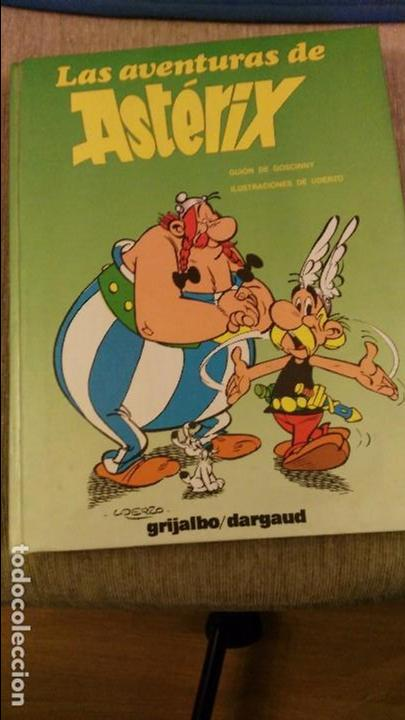 LAS AVENTURAS DE ASTERIX - TOMO 3 (Tebeos y Comics - Grijalbo - Asterix)