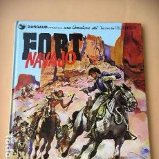 Cómics: TENIENTE BLUEBERRY Nº 16, FORT NAVAJO, DE CHARLIER Y GIR, ED. GRIJALBO, TAPA DURA. Lote 69504577