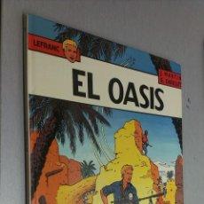 Cómics: LEFRANC Nº 7: EL OASIS / J. MARTIN - G. CHAILLET / ED. JUNIOR - GRIJALBO 1987. Lote 69626121