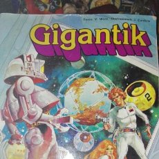 Cómics: GIGANTIK LA GRAN AMENAZA GRIJALBO. Lote 69963393