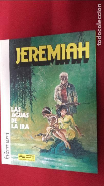 JEREMIAH 8 - LAS AGUAS DE LA IRA - HERMANN - CARTONE (Tebeos y Comics - Grijalbo - Jeremiah)