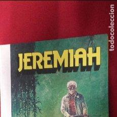 Cómics: JEREMIAH 8 - LAS AGUAS DE LA IRA - HERMANN - CARTONE. Lote 205132315