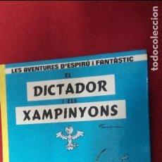ESPIRU I FANTASTIC 6 - EL DICTADOR I ELS XAMPINYONS - FRANQUIN - CARTONE - EN CATALAN