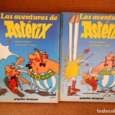 Cómics: LOTE LAS AVENTURAS DE ASTÉRIX ( TOMO 3 - 5 ). Lote 70359833