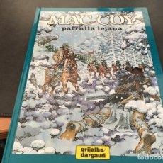 Cómics: MAC COY Nº 20 PATRULLA LEJANA (GRIJALBO / DARGAUD ) TAPA DURA 1997 (COIB19). Lote 70576277