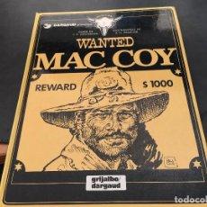 Cómics: MAC COY Nº 5 WANTED (GRIJALBO / DARGAUD ) TAPA DURA 1980 (COIB19). Lote 70578165