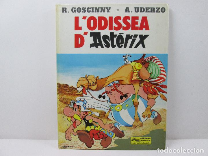 L'ODISSEA D'ASTERIX - TAPA DURA - CATALA (Tebeos y Comics - Grijalbo - Asterix)
