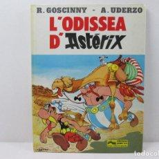 Cómics: L'ODISSEA D'ASTERIX - TAPA DURA - CATALA. Lote 70661181
