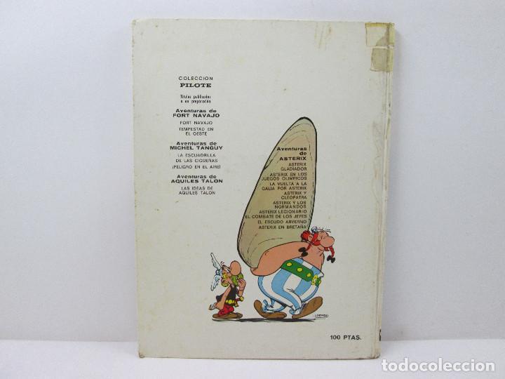 Cómics: ASTERIX EN LOS JUEGOS OLIMPICOS - TAPA DURA AÑO 1968 - Foto 2 - 70663637
