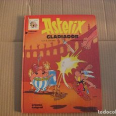 Cómics: ASTERIX GLADIADOR, TAPA DURA, EDITORIAL GRIJALBO. Lote 71019445