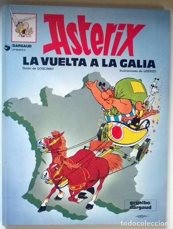 ASTERIX. LA VUELTA A LA GALIA. GRIJALBO 1996 (Tebeos y Comics - Grijalbo - Asterix)