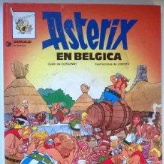 Cómics: ASTERIX. EN BÉLGICA. GRIJALBO 1991. Lote 71400983