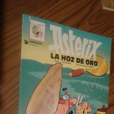 Fumetti: ASTERIX. ASTERIX LA HOZ DE ORO. GOSCINNY. A. UDERZO. GRIJALBO. TAPA BLANDA. BUEN ESTADO.. Lote 71503379