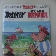 Cómics: ASTERIX ET LES NORMANDS-GOSCINNY/UDERZO-ED. DARGAUD-1974-TAPA DURA-VER. Lote 71556071