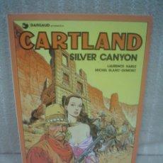 Cómics: JONATHAN CARTLAND Nº 6: SILVER CANYON. Lote 39936218