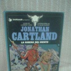 Cómics: JONATHAN CARTLAND Nº 3: LA RIBERA DEL VIENTO. Lote 39936255