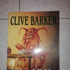 Cómics: JACK Y EL DIABLO DE CLIVE BARKER-JOHN BOLTON-TOMO UNICO. Lote 71687031