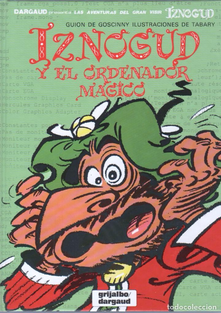 Cómics: IZNOGUD NºS 1,6,14 - LAS AVENTURAS DEL CALIFA HARUN EL PUSSAH - 1977 - 1979 - Foto 4 - 71756035