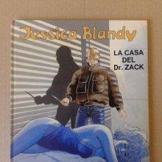 Cómics: JESSICA BLANDY: LA CASA DEL DR. ZACK. EDICIONES JUNIOR / GRUPO EDITORIAL GRIJALBO, 1989.. Lote 71871255