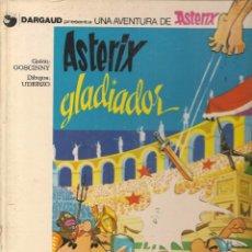 Cómics: ASTERIX. Nº 4. ASTERIX GLADIADOR. JUNIOR / GRIJALBO. 1978. (Z/13). Lote 72204567