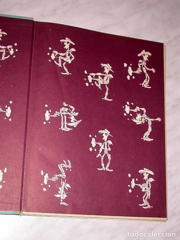 Cómics: LA CURACIÓN DE LOS DALTON. LUCKY LUKE Nº 5. MORRIS Y GOSCINNY. EDICIONES JUNIOR, GRIJALBO, 1979. +++ - Foto 2 - 72300727